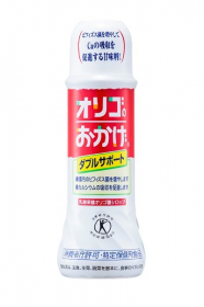 「『オリゴのおかげ ダブルサポート』500g (シロップタイプ)(塩水港精糖株式会社)」の商品画像