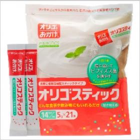 「オリゴスティック 5g×21本(塩水港精糖株式会社)」の商品画像