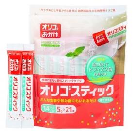 「『オリゴスティック』5g×21本 (顆粒タイプ)(塩水港精糖株式会社)」の商品画像