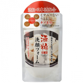 酒粕配合洗顔フォームの商品画像