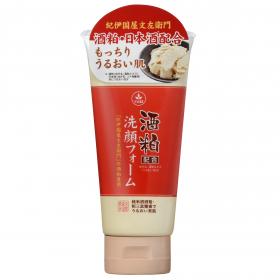 「酒粕配合洗顔フォーム(株式会社ユゼ)」の商品画像