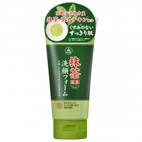 「抹茶配合洗顔フォーム(株式会社ユゼ)」の商品画像