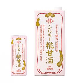酒蔵仕込み 純米 シルキー糀甘酒の商品画像