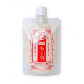 「和肌美泉 洗い流す泥パック【あま酒】(株式会社フォーエス)」の商品画像