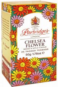 パートリッジス チェルシーフラワーティー50g (2gx25袋)の商品画像