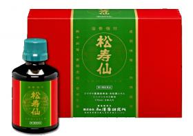 松寿仙(しょうじゅせん)170ml × 3本の商品画像