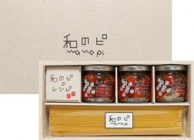 「和のピ」トマトピクルス&パスタセットの商品画像
