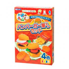 「お米のねんど ハンバーガー屋さんセット(銀鳥産業株式会社)」の商品画像