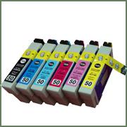 IC6CL50(6色セット) エプソン互換インクカートリッジ の商品画像