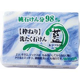 「あいマルセルせっけん(ミヨシ石鹸株式会社)」の商品画像