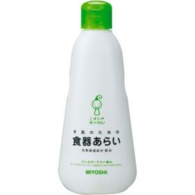 「手肌のための食器洗い(ミヨシ石鹸株式会社)」の商品画像