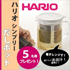 「HARIO ハリオ シンプリーだしポット(株式会社ワイ・ヨット)」の商品画像