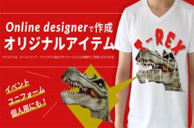 オリジナルTシャツ作成♪の商品画像