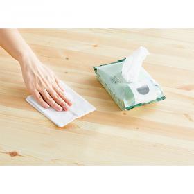 アルザウバー 除菌ウェットティッシュ  携帯用/厚手・大判サイズの商品画像