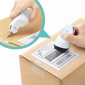 個人情報保護スタンプ「ローラーケシポン 箱用オープナー」の商品画像