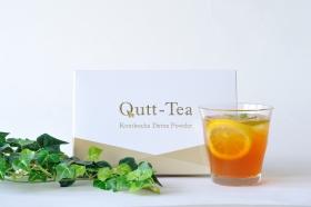 「Qutt-Tea(キュッティ)(バレットグループ株式会社)」の商品画像