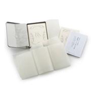 紙洗顔〈すこやか美顔和紙〉専用缶入・50枚の商品画像