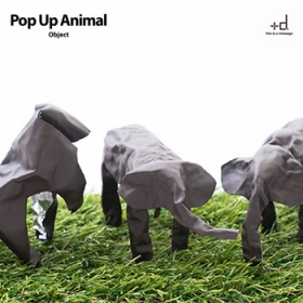 「Pop Up Animal(ポップアップアニマル)(アッシュコンセプト)」の商品画像