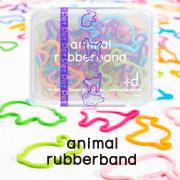 「アニマルラバーバンド ギフトボックス(アッシュコンセプト)」の商品画像