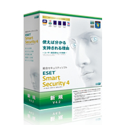 ウイルス対策ソフトESET Smart Security3年版の口コミ(クチコミ)情報の商品写真