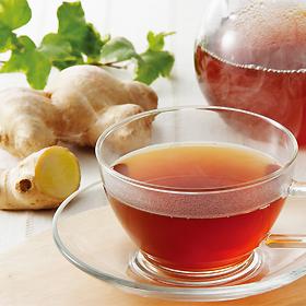 「寒くてもからだポッカポカ!【しょうが紅茶】・長寿の里 (長寿の里)」の商品画像の2枚目