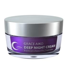 【10月1日新発売】グレースアイコ ディープナイトクリームの商品画像