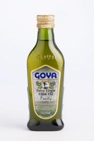 GOYAの取り扱い商品「GOYAⓇエキストラバージンオリーブオイル フルーティ」の画像