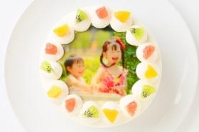 「写真ケーキ 丸型 5号 15cm(株式会社FLASH PARK)」の商品画像