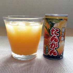 ストレート果汁30%使用/屋久島たんかんジュースの商品画像