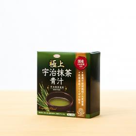 「極上宇治抹茶青汁(興和株式会社)」の商品画像
