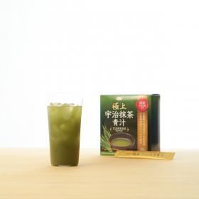 「極上宇治抹茶青汁(興和株式会社)」の商品画像の2枚目