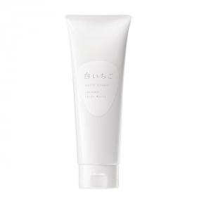 「WHITE ICHIGO(白いちご) オーガニック テック-ウォッシュ<洗顔料>(WHITE ICHIGO(ホワイトイチゴ))」の商品画像