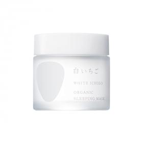 「WHITE ICHIGO(白いちご) オーガニック スリーピング マスク 50g(WHITE ICHIGO(ホワイトイチゴ))」の商品画像の1枚目