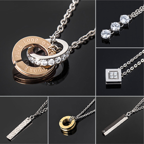 純チタン磁気ネックレス『ピュアループ オズ』の商品画像