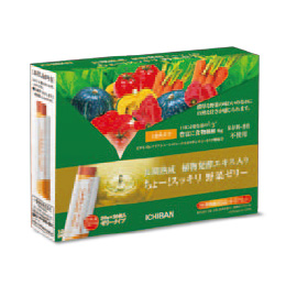 「ちょー!スッキリ野菜ゼリー(30g×30本入り)(一番食品株式会社)」の商品画像