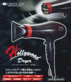 『革新的大風量ドライヤー!』 クレイツ イオン ハリウッドドライヤーの商品画像
