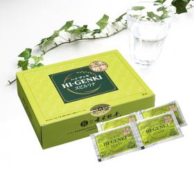 株式会社玄米酵素の取り扱い商品「玄米酵素ハイ・ゲンキ スピルリナ(3.5g×6袋)」の画像
