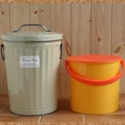 「お洗濯バケツ(生産終了)&マルチポット(地球洗い隊)」の商品画像
