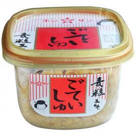 ホシサン 麦粒 ごていしゅ味噌の商品画像