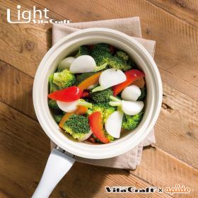ビタクラフト ライト 片手鍋17cmの商品画像