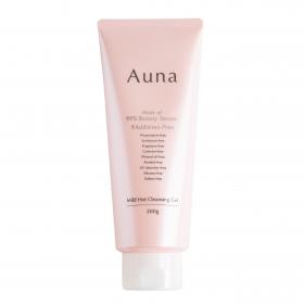 Auna マイルドホットクレンジングジェルの商品画像