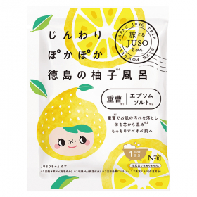 「JUSO BATH POWDER (柚子、ミルク)(GR株式会社)」の商品画像