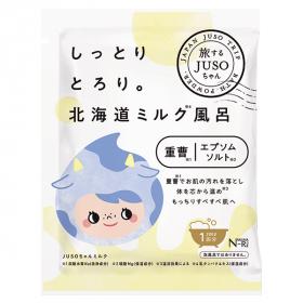 「JUSO BATH POWDER (柚子、ミルク)(GR株式会社)」の商品画像の2枚目