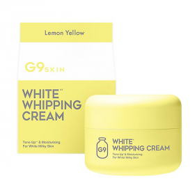 「WHITE WHIPPING CREAM  #LEMON YELLOW(GR株式会社)」の商品画像