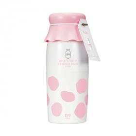 「G9 MILK BUBBLE ESSENCE PACK MIlk plain(GR株式会社)」の商品画像