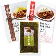 博多華味鳥 めんたい高菜&カレーセットの商品画像