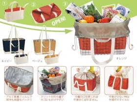 変身保冷温レジ用バッグの商品画像