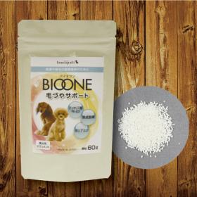 株式会社日本生物科学研究所の取り扱い商品「【愛犬用】バイオワン 毛づやサポート」の画像