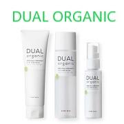 DUAL ORGANICスキンケア3点セットの商品画像