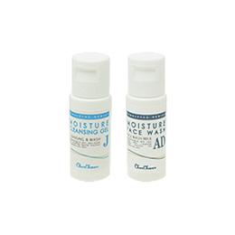 「シェルシュールミニサイズ洗顔セット-W洗顔不要のやさしい洗顔料2つを試せる!-(有限会社DSR)」の商品画像